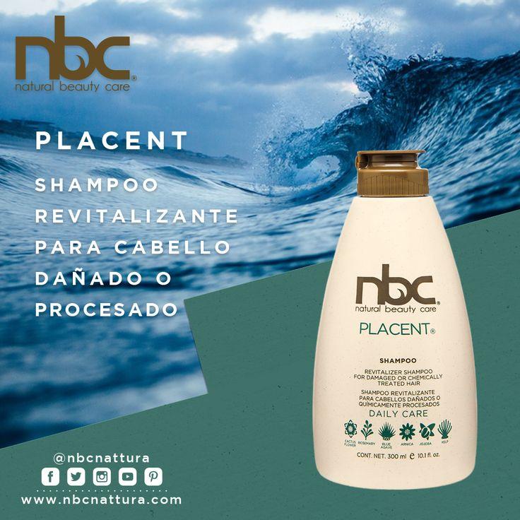 DESCRIPCIÓN Placent shampoo, fue creado para fortalecer y acondicionar los cabellos débiles o extremadamente dañados por procesos químicos. Formulado con complejo proteínico a base de queratina que fortalece la reestructuración de la hebra capilar proporcionándole al cabello proteínas para una apariencia más sana.