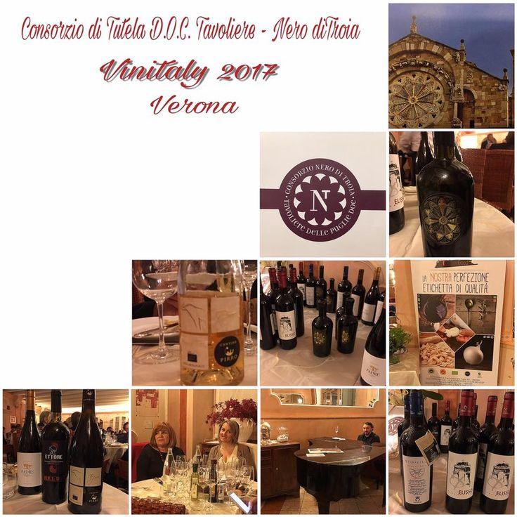Nero di Troia   Vinitaly 2017 Verona