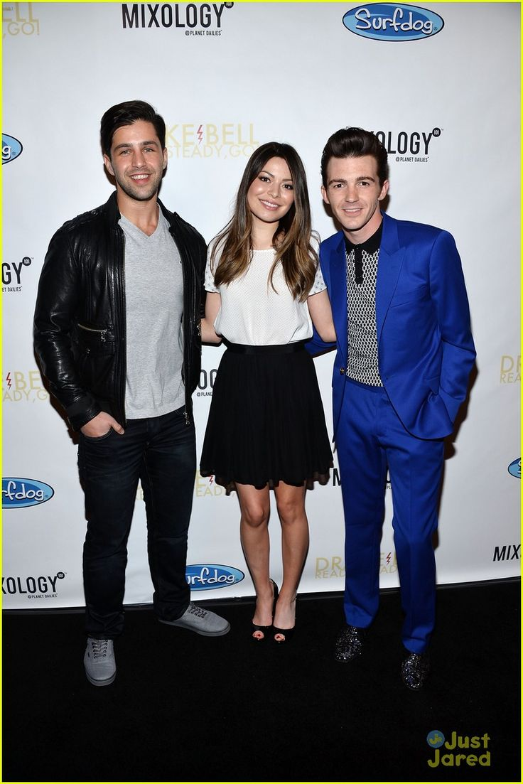 'Drake & Josh' Cast Reunion at Drake Bell's Album Release Party!