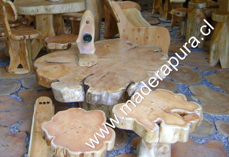 Muebles rusticos de madera 5 proyectos que intentar - Muebles de pino rusticos ...