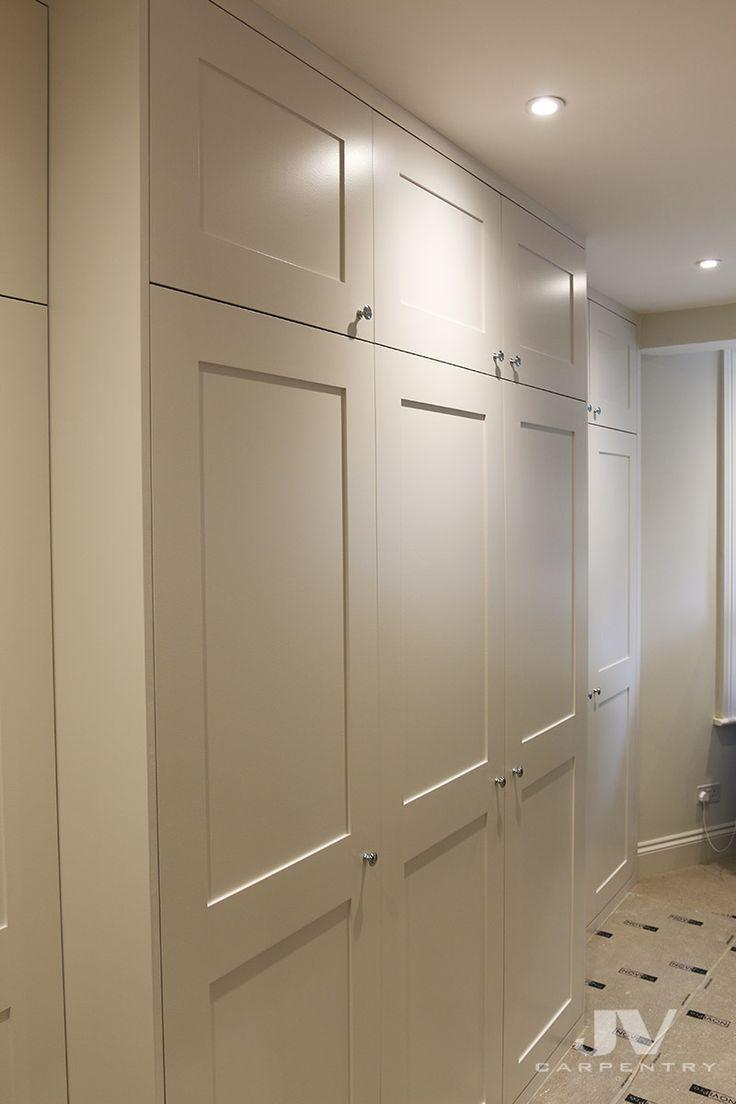 how to build a sliding door cupboard