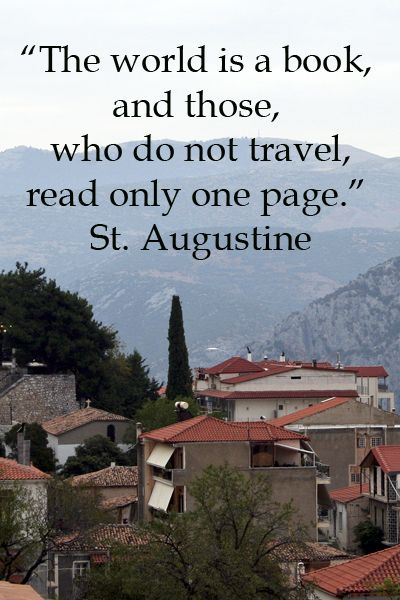 Enjoy over thirty, evocative quotations about travel at http://www.examiner.com/article/travel-a-road-of-literate-quotes-about-the-journey