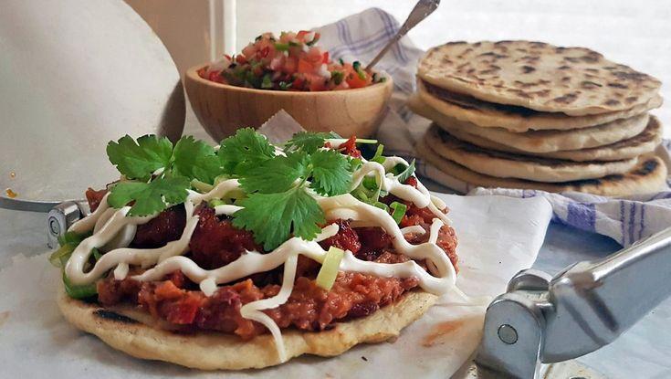 Meksikansk gatemat