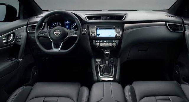 2018 Nissan Qashqai Concept