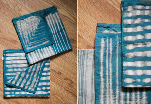 Dyeing with Bleach - 52 Weeks Project