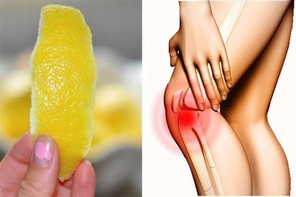 Így használd fel a citromhéjat, ízületi fájdalom ellen!