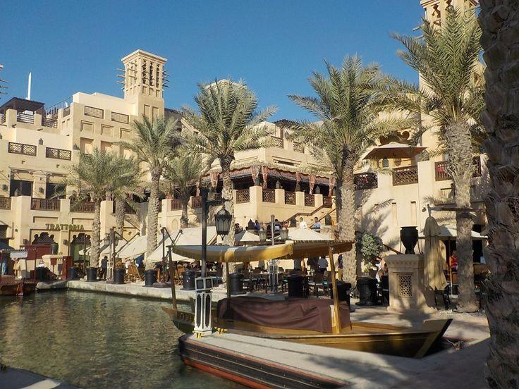 Balade en famille à Medinat Jumeirah - Dubai avec les enfants