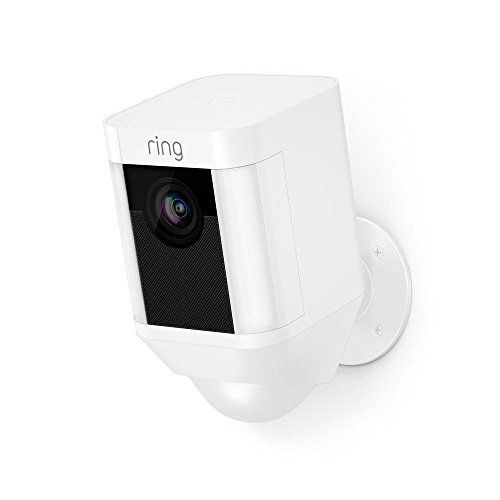 Ring Spotlight Cam Battery Hd Security Camera With Built Https Www Amazon Com Wireless Home Security Systems Home Security Systems Wireless Home Security