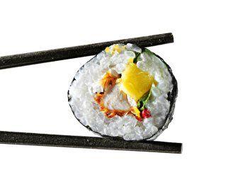 Sushi Maki Chicken-Mango