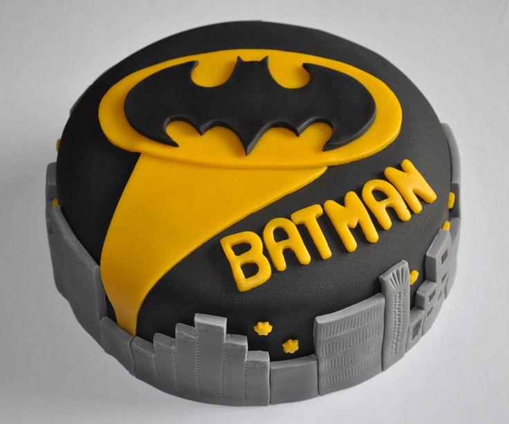 Pastel Batman                                                                                                                                                                                 Más