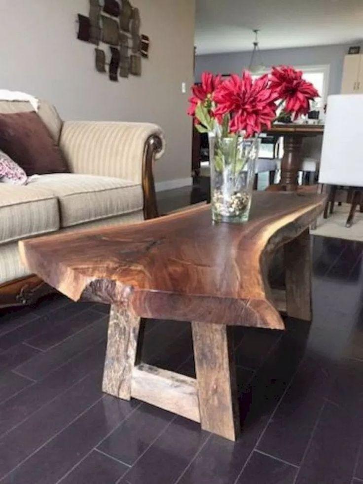 30+ Wood slab coffee table amazon ideas