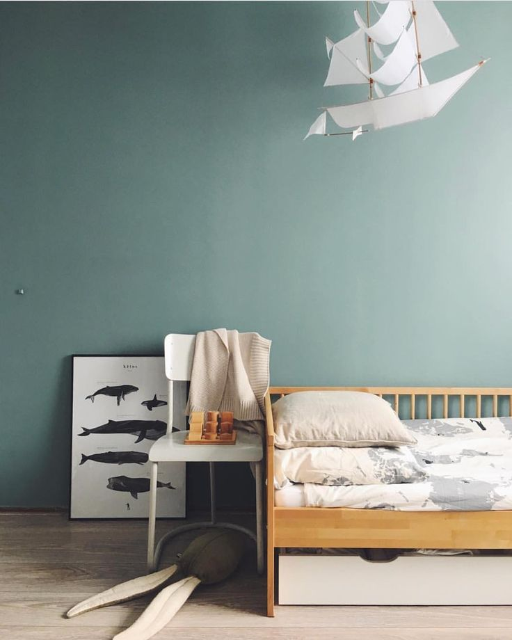 'Kētos' print in the beautiful kids room of @lucandjim #cocolapine