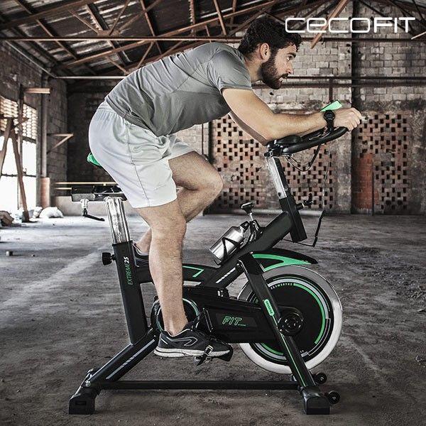 El mejor precio en Fitness Deportes 2017 en tu tienda favorita https://www.compraencasa.eu/es/fitness-aparatos-de-musculacion/99717-bicicleta-estatica-cecofit-extreme-25-7013.html