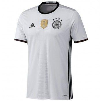 Tyskland 2016 Hemmatröja Kortärmad   #Billiga  #fotbollströjor