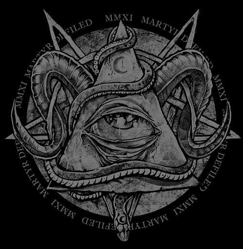 Satanic Pentagram 666 | occult # illuminati # eye # all seeing