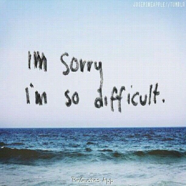 153 Best Images About I Am Sorry Quotes On Pinterest