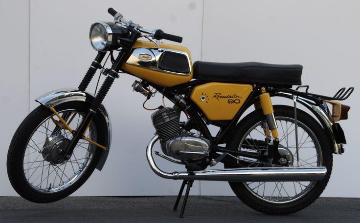 Historie motocyklů Jawa 90 - Fotoalbum - Obrazová část II