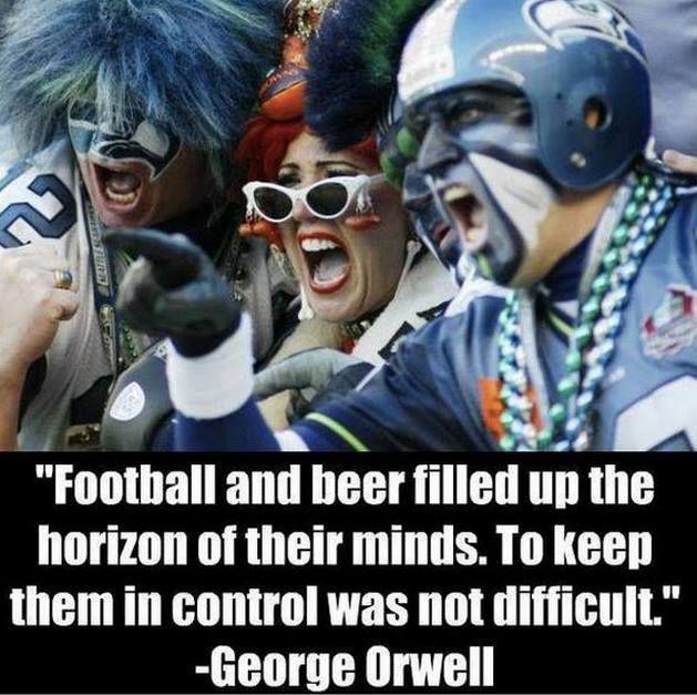 george orwell the sporting spirit essay