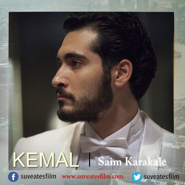 Su ve Ateş | Oyuncular & Cast Kemal | Saim Karakale
