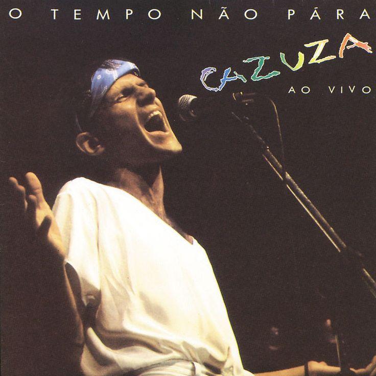 O Tempo Não Pára - Ao Vivo by Cazuza