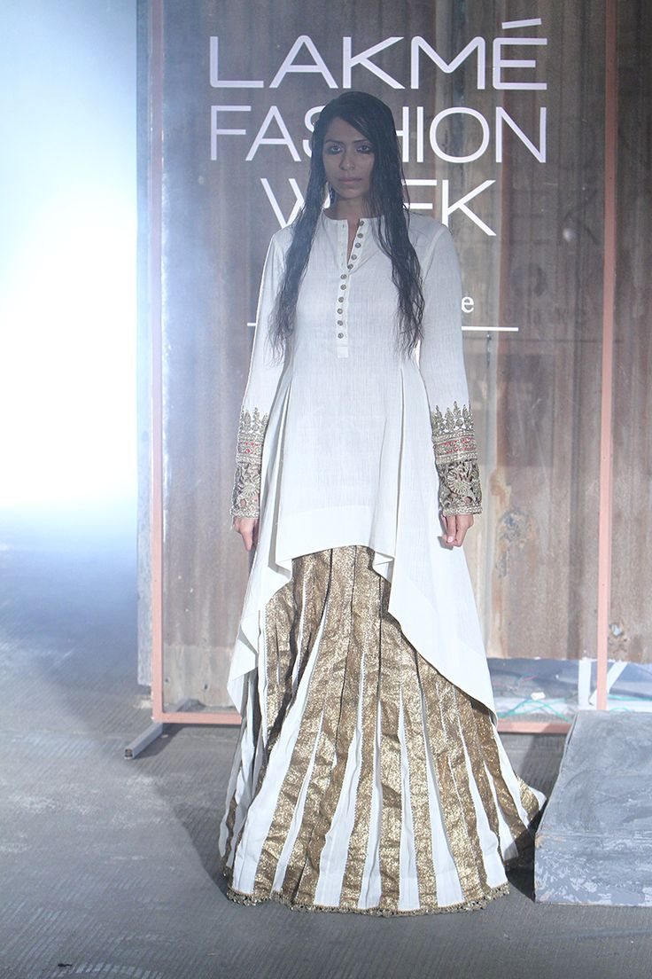 Anand Kabra at Lakme Fashion Week summer/resort 2016