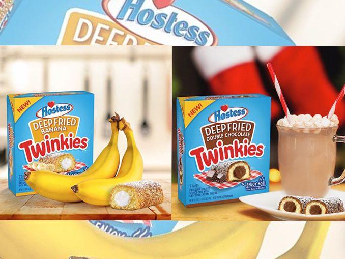 Twinkie Chocolate And White Chocolate Pie