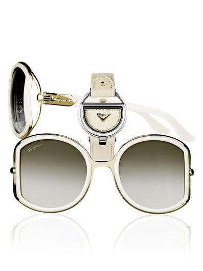 Ferragamo Buckle Collection. See all collection at: http://www.bookmoda.com/?p=23730 #ferragamo #eyewear #timepieces #collection #fashion #style #look #woman @ferragamo