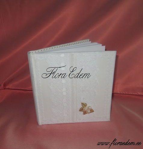 книга пожеланий в Таллинне, ручная работа, свадебные аксессуары, заказать свадьбу, букет невесты, Свадебная книга - это отличный способ сохранить пожелания.