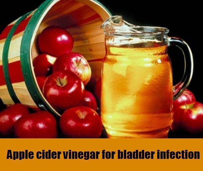 Apple Cider Vinegar For Bladder Infection