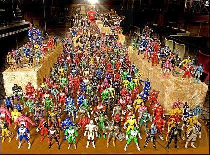 Desenho Animado: Power Rangers