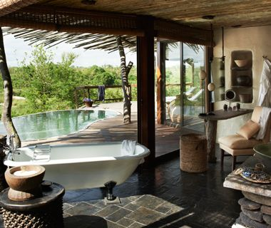 Singita Sabi Sand was ranked No.10 in the T+L World's Best Awards 2013!