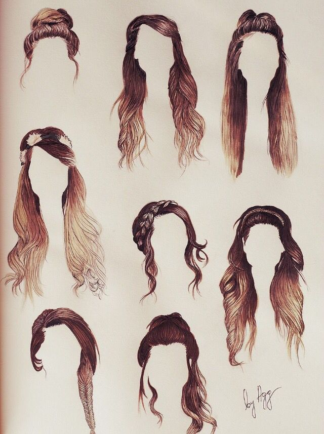 Image Result For Cute Easy Drawings Hipster Art Hair Styles