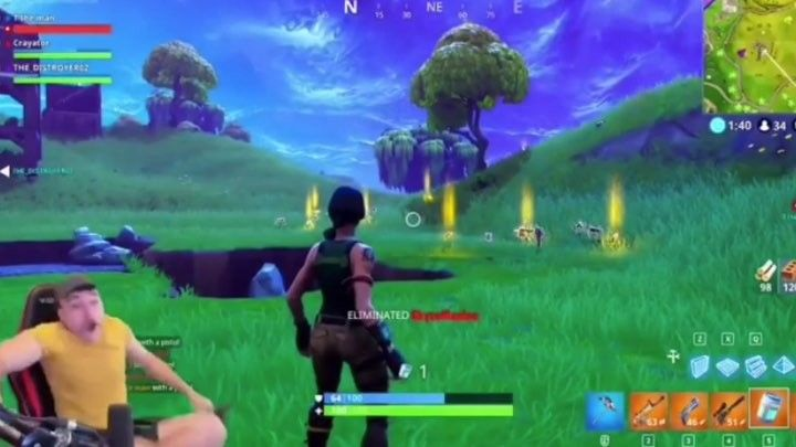 3 shots 3 kills - - - Follow me @Fortwood for more Send your clips and memes to my DM - - - #Fortnite #Fortnitememes #Fortniteclips #Epic #Scar #v-bucks #fun #lol #trickshot #cod #fifa #gta #free #memes #clips #earth #awesome #soccer #Games #Gamer #Gaming #Videogames #ps4 #xbox #pc #battleroyale