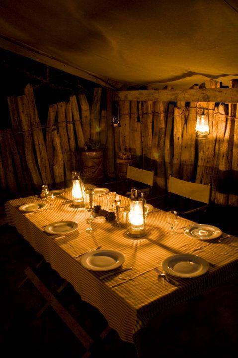 Quartermain's Camp - Beautiful, Intimate and Rustic Tented Camp Getaway - Travelscape.co.za