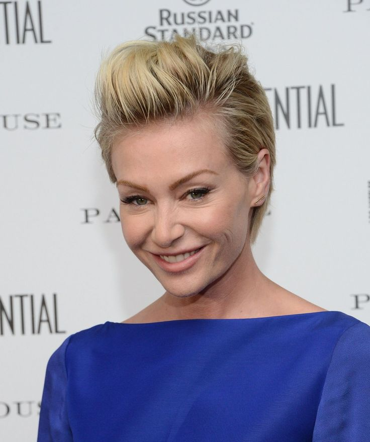 Portia De Rossi New Hair: 15 Best Portia De Rossi Images On Pinterest