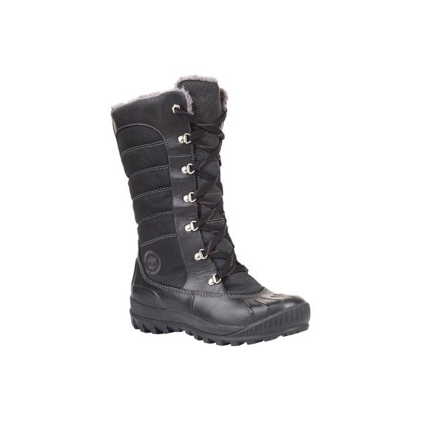 Women's Earthkeepers Mount Holly Tall Lace Duck Boot (260 NZD) ❤ liked on Polyvore featuring shoes, boots, lace boots, tall lace boots, timberland shoes, timberland boots and tall boots