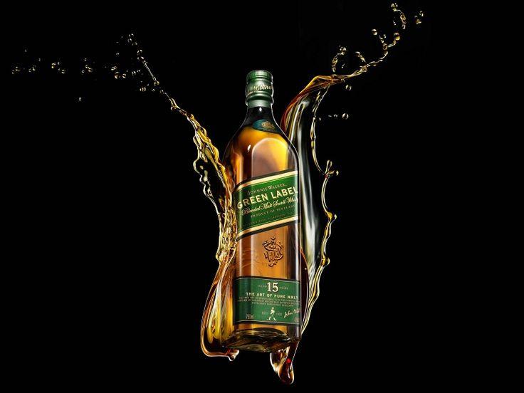 Johnnie Walker Green Label HD Wallpaper on MobDecor http://www.mobdecor.com/b2b/wallpaper/220682-johnnie-walker-green-label