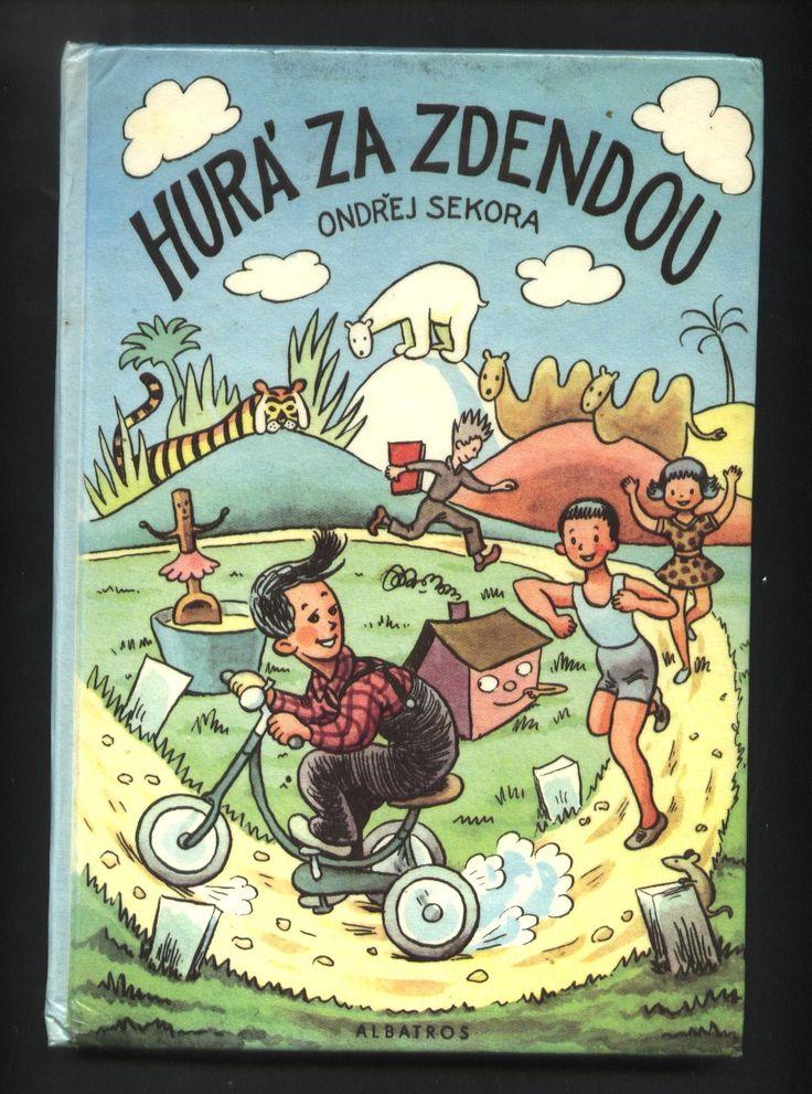 Sekora's book illustrations
