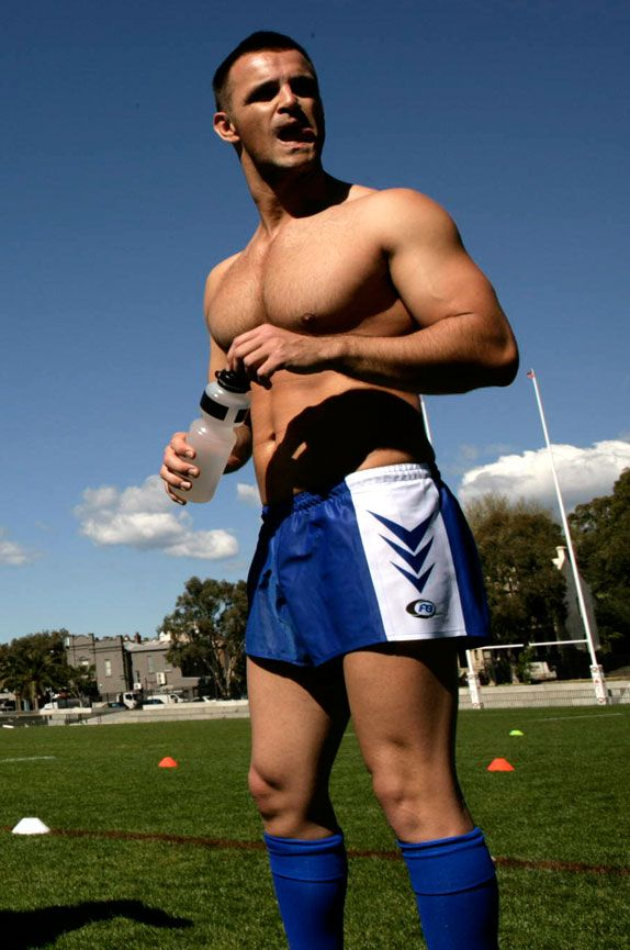 from Cyrus gay footy players