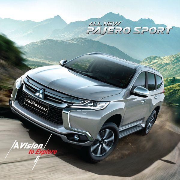 All New Pajero Sport Exceed 4x2 2017 | 082121606610
