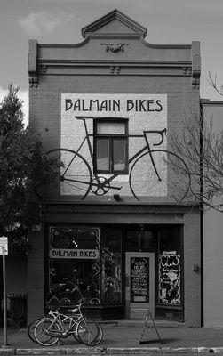 A day in Balmain - Sydney