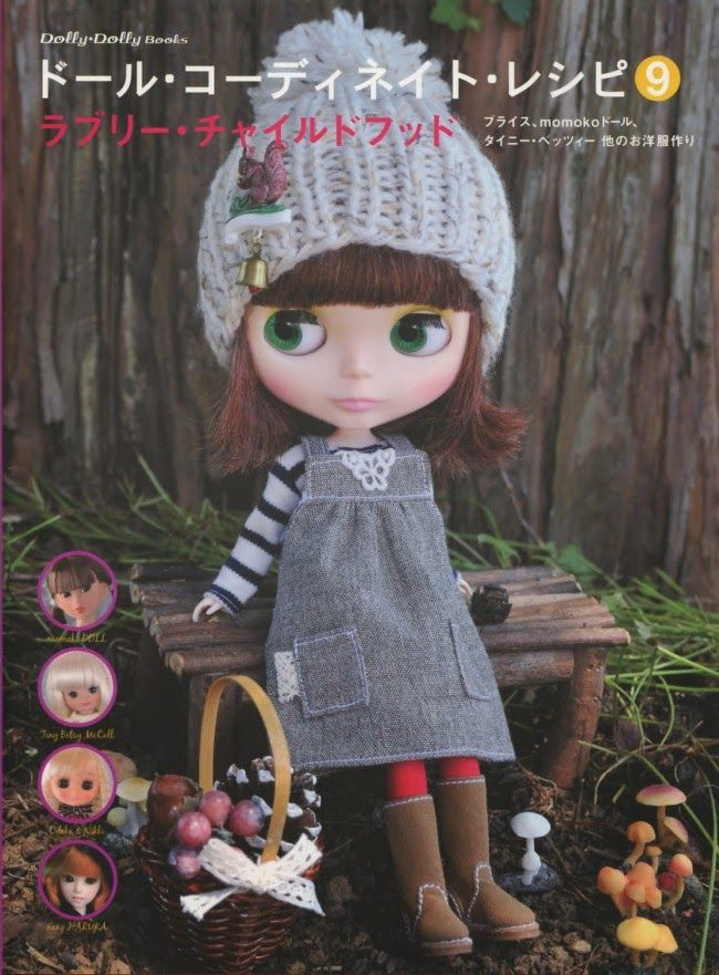 304 best Doll Tiny Patterns images on Pinterest | Doll clothes, Doll ...