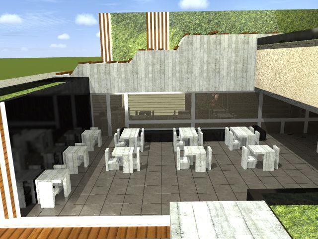 Proyecto de equipamiento urbano re modelacion de la for Universidades para diseno de interiores