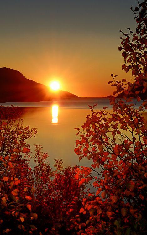 Sunset, just beautiful