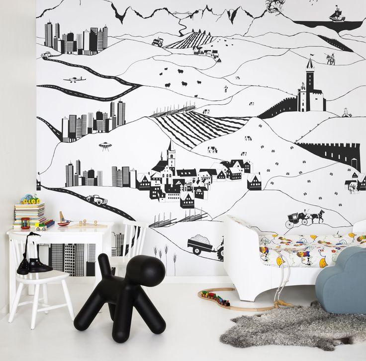 Meer dan 1000 idee n over zwarte wc papier op pinterest zwarte wc toiletten en papieren houders - Behang voor toiletten ...