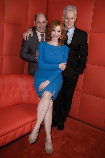 Кристина Хендрикс – американская актриса, ставшая суперпопулярной благодаря роли Джоан Холлоуэй в телевизионном сериале «Безумцы». Самая сексуальная женщина в мире по мнению читателей издания «Esquire» в 2010 году.