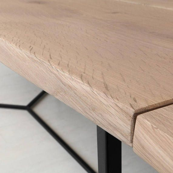 Leviathan Dining Table Live Edge Dining Table Dining Table Design Living Table