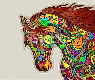 9 best horse tattoos images on pinterest horse tattoos for Thoroughbred tattoo lookup