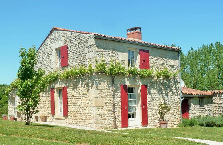 Location Vacances Gîtes de France - La Petite Maison parmi 55000 Gîte en Vendée, Pays De La Loire