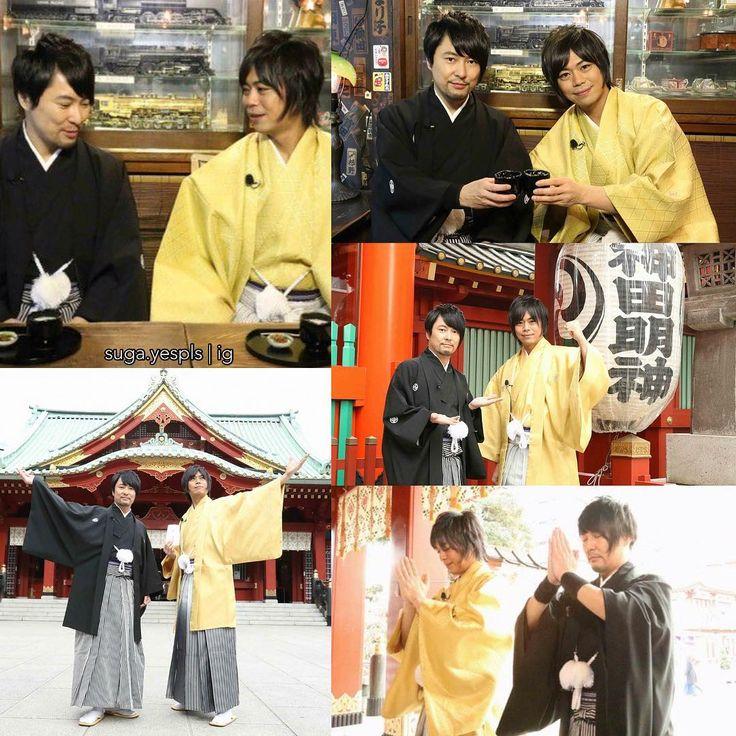 haikyuu seiyuus yoshino hiroyuki (iwachan) and daisuke namikawa (oikawa)